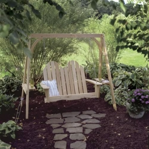 Cypress Adirondack Swing (Frame not Included)