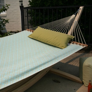 Watermark Cool Springs Quick-Dry Comfort Hammock