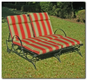 Multi-Position Double Chaise Lounger