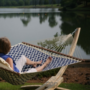 Nantucket Summer Quick-Dry Comfort Hammock