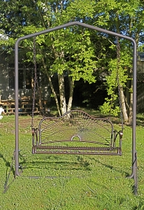 Sun Ray Iron Swing and Frame Set