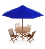 6pc. Folding Table Set