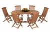 Acacia 7 Piece Dining Set