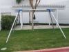 Single Swing Single Bay Swing Set