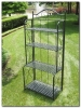 Mandalay Iron Folding Bakers Rack