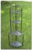 Mandalay Iron Folding Corner Rack