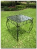 Mandalay Iron Square Side Table