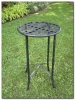 Mandalay Round Iron KD Table
