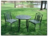 Mandalay S/3 Iron Bistro (no arms)