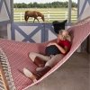 Red Watermark Quick-Dry Comfort Hammock