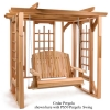 Pergola Swing Frame (Swing Not Included)
